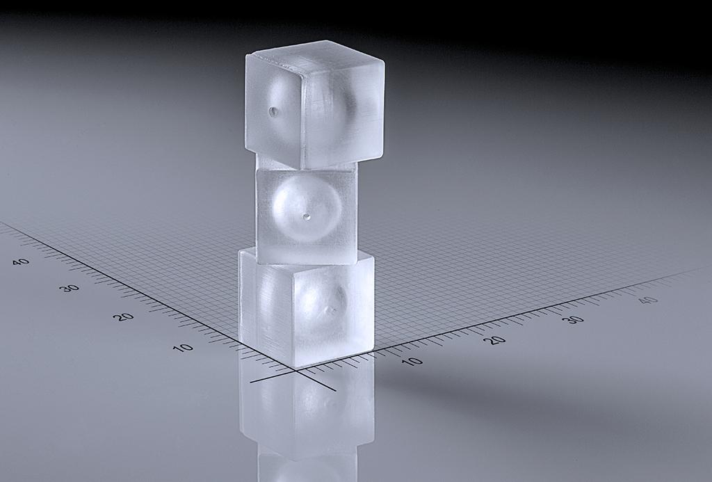 Moiin - Hochleistungskunststoffe für den modernen 3D-Druck